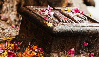 Lord Rama in Rameswaram