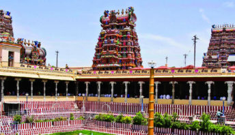 Meenakshi Sundaresdwar cvr