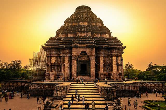 Sun temple konark boxshot