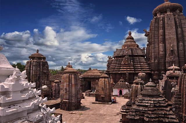 Temples in Bhubaneswar boxshot