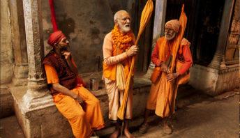 Traveling to Varanasi