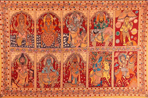 vishnu & his avatars