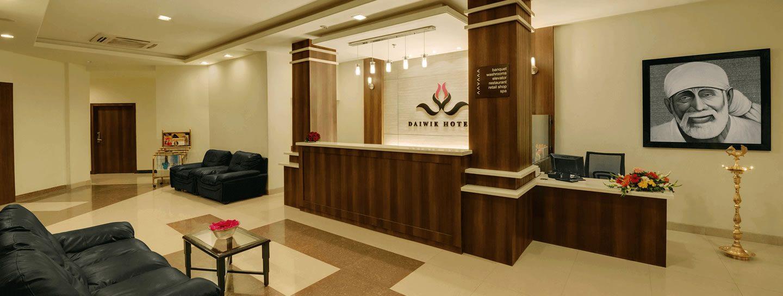 HOTEL IN RAMESWARAM