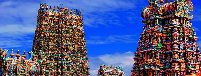 Madurai-Rameswaram-Tour