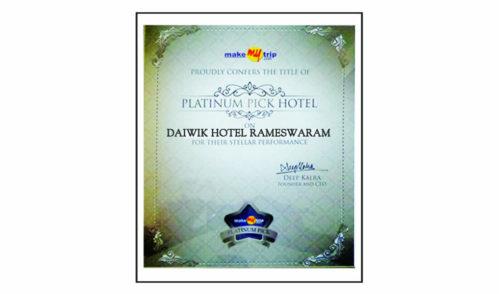 rmm platinum award