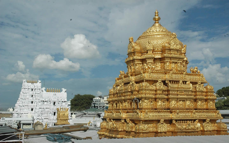 About Tirupati Tirumala  Daiwik