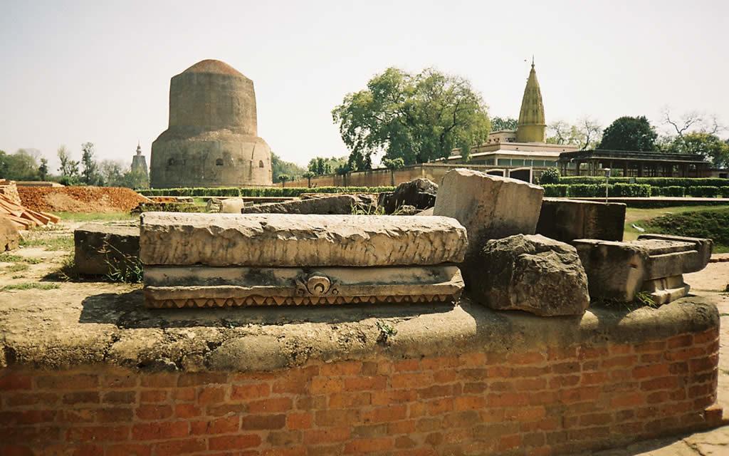 Stupas & Vihars boxshot
