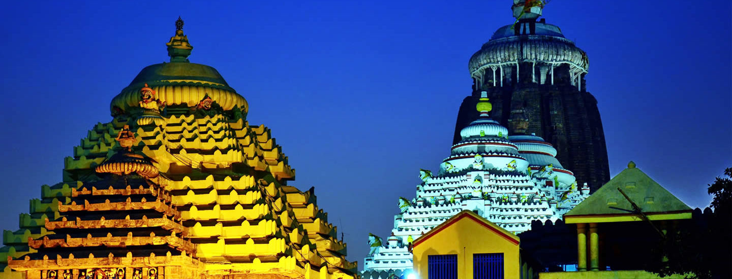 THE JAGANNATH TEMPLE COVER SHOT