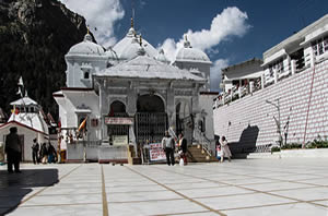 The Gangotri Temple