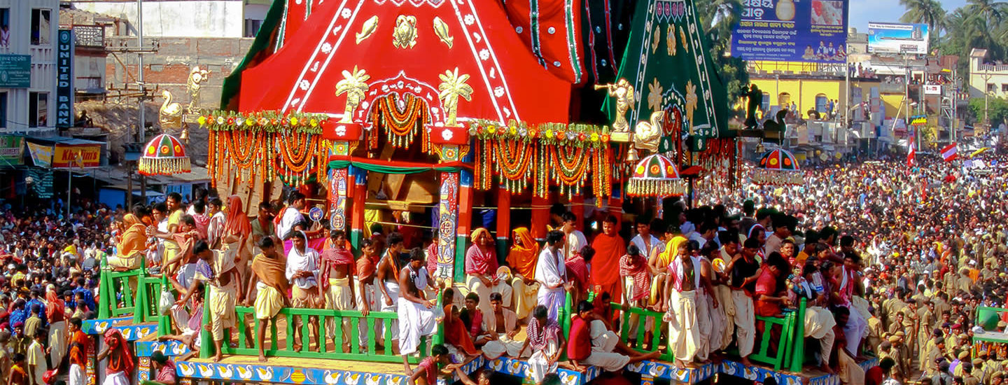 The Rath Yatra Cover image