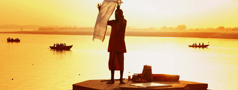 The River Ganga cover image