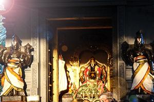 Vishnu at Badrinath