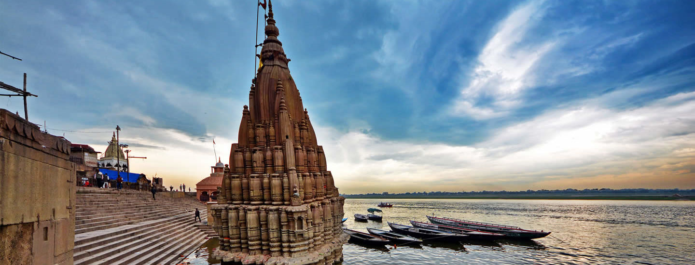 kashi viswanath temple cover shot