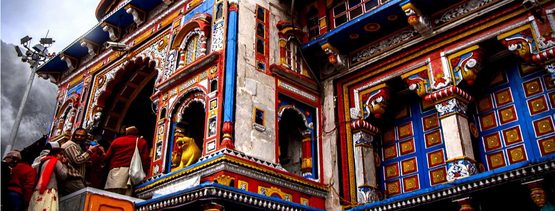 the badrinarayan temple cvr