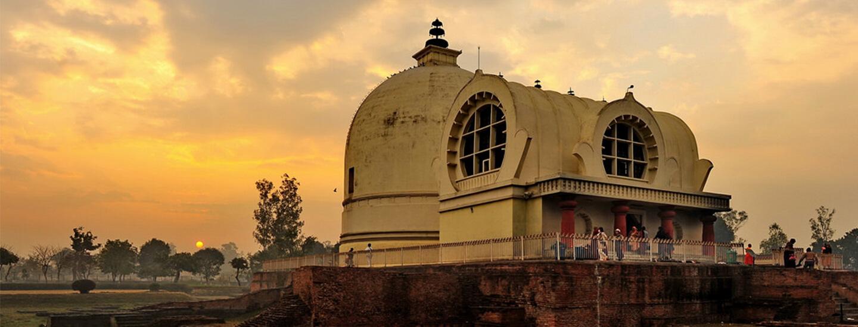 the maha parinirvana temple