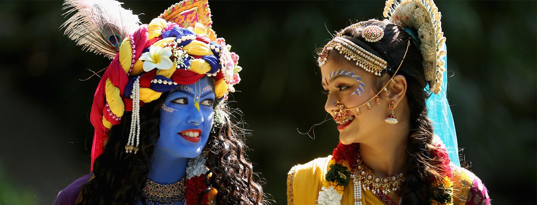 Festivals of dwarka cvr