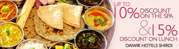 Daiwik AHAAN – Best Multi-cuisine Restaurant in Shirdi